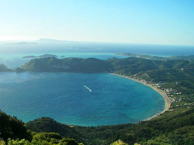 Plage d'Agios Georgios