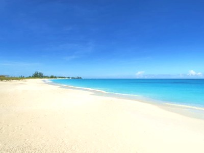 Plage de Bonefish Bay