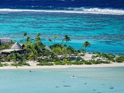 Hôtels top en Polynésie