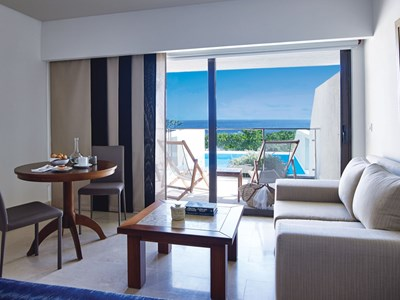 Porto Seaview Room individual Pool