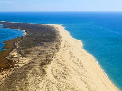 Praia da Ilha da Barreta