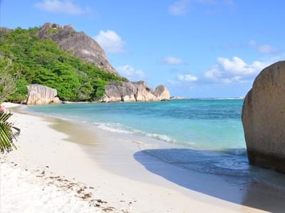 Découverte de Praslin et de La Digue au départ de Mahé aux Seychelles