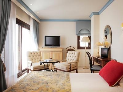 Double Room de l'hôtel Puente Romano en Espagne