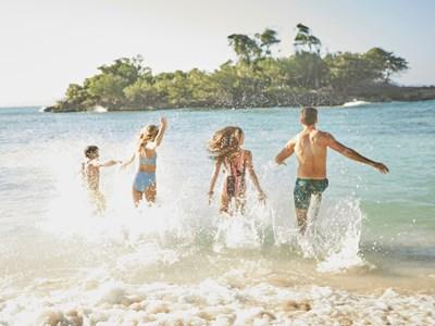 Vacances en famille à Punta Cana