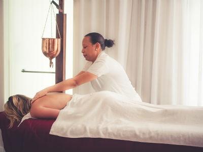 Réservation de soins spa