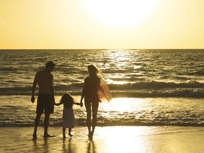 Vacances en famille à la Riviera Maya