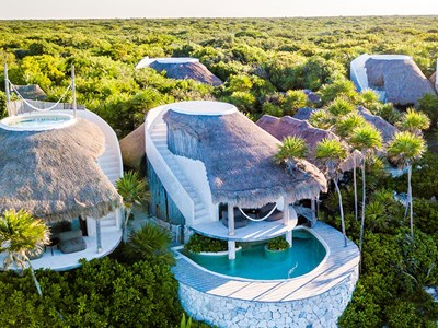 Boutique Hotel à la Riviera Maya