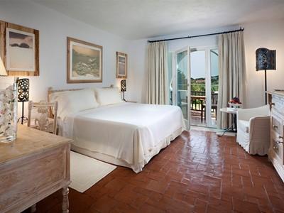 Superior Room de l'hôtel Romazzino en Sardaigne