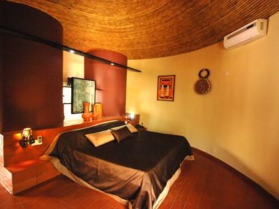 Chambre Standard de l'hôtel Royam au Sénégal