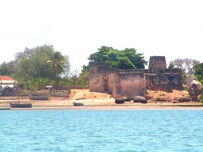 Ruines de Kilwa Kisiwani