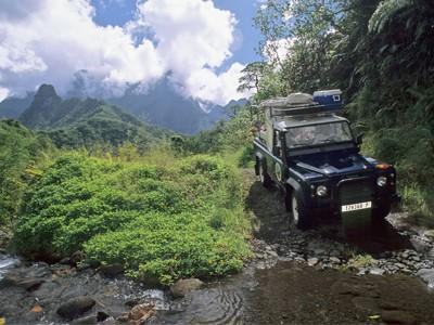 Safari 4x4 à Tahiti