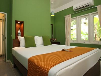 Deluxe Room du Sai Kaew Beach Resort à Koh Samet