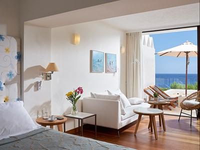Deluxe Junior Suite Classic Sea View
