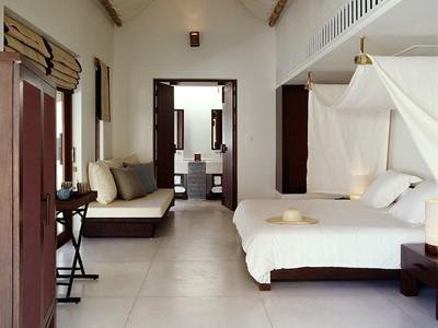 Oceanfront 1 Bedroom Pool Suite de l'hôtel Sala Resort & Spa