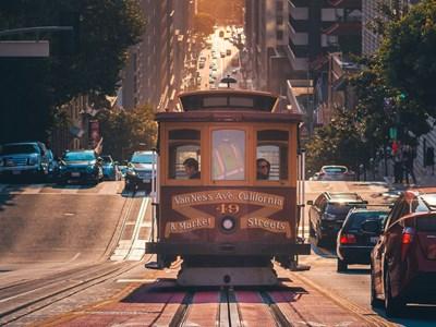 Itinéraires à San Fransisco