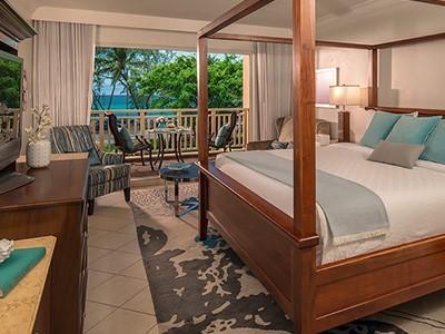 Caribbean Honeymoon Oceanview Luxury