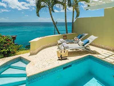 Sunset Bluff Oceanfront Two Storey Butler Suite With Private Pool