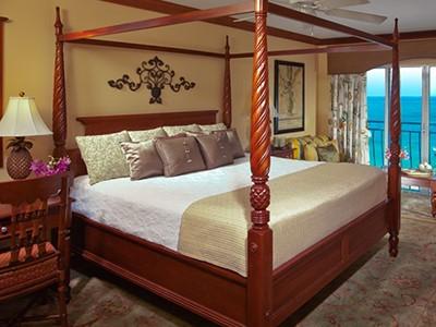 Emerald Honeymoon Oceanview Room
