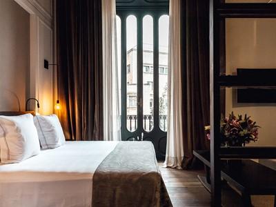 Sant Francesc Junior Suite de l'hôtel Sant Francesc