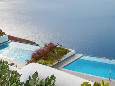 Tous nos hôtels à Santorin