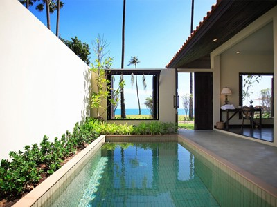 Seaview Deluxe Pool Villa