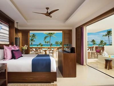 Preferred Club Master Suite Ocean Front du Secrets Cap Cana