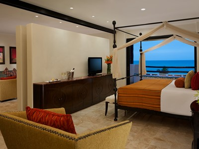 Preferred Club Honeymoon Suite du Secrets Maroma