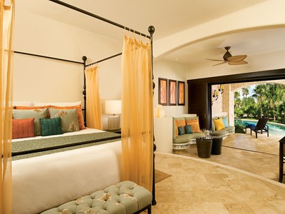 Junior Suite Swim Out du Secrets Maroma