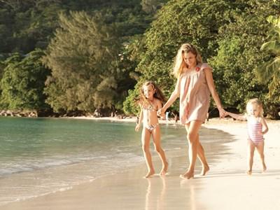 Vacances en Famille aux Seychelles