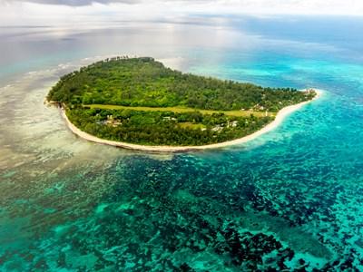 Les Îles Hôtels aux Seychelles