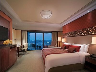 Deluxe Balcony Room