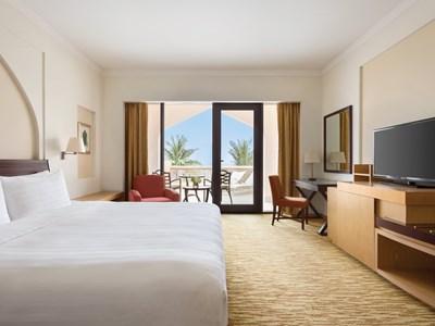 La Al Bandar Deluxe Room