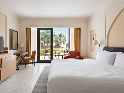 La Al Bandar Deluxe Terrace Room