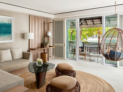 Frangipani One Bedroom Suite Ocean View