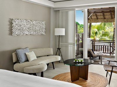 Frangipani One Bedroom Suite Beach Access