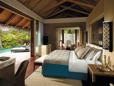 Deluxe Pool Villa du Shangri-La's Villingili Resort