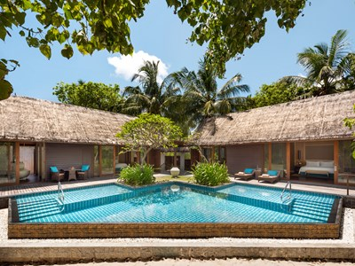 2 Bedroom Beach Villa with Private Pool