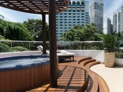 Garden Wing Premier Balcony