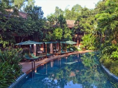 Hôtels de charme à Siem Reap