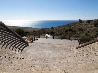 Site archéologique de Paphos