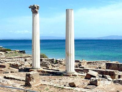 Site archéologique de Tharros