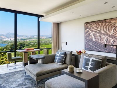 Quinta Panorama Suite du Six Senses Douro Valley