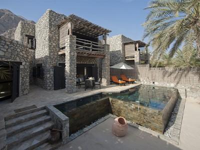 Duplex 2-Bedroom Pool Villa