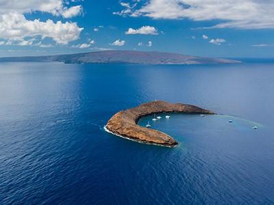 Snorkeling au cratère Molokini