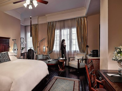 Grand Luxury Room du Sofitel Legend Metropole