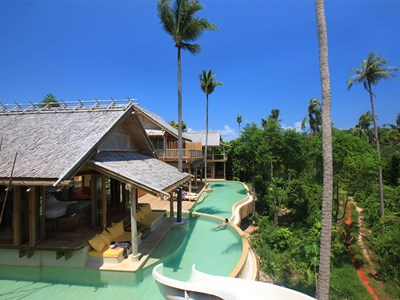 Five Bedroom Bayview Pool Reserve