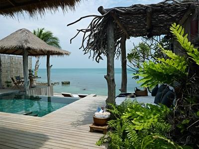 One Bedroom Ocean View de l'hôtel Song Saa Private Island