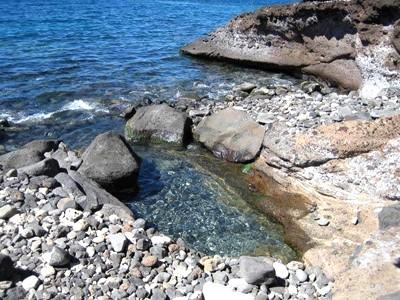 Sources d'eau chaude de Bouillante