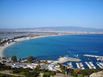 Spiaggia del Poetto di Quartu Sant'Elena