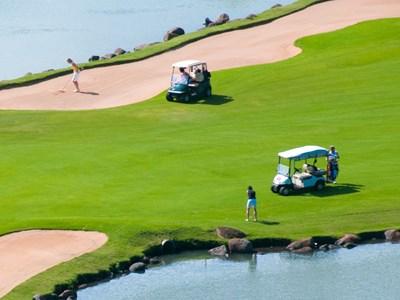 Séjour Golf à Bel Ombre